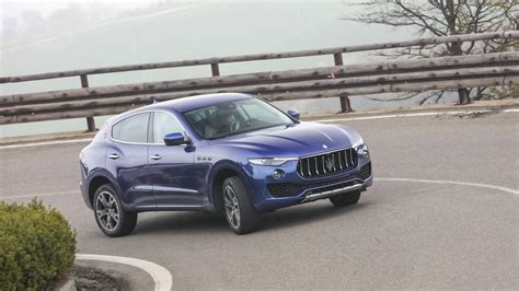maserati levante blue 2017 maserati levante maserati s first suv