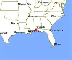 pensacola florida on map pensacola profile pensacola fl population crime map