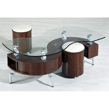 s shaped coffee table with stools 1000 images about unique coffee tables on