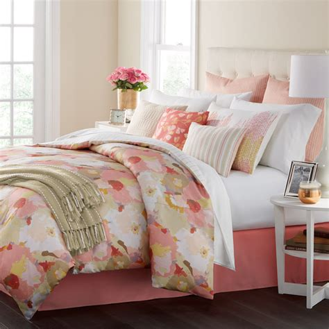 macy s martha stewart bedding introducing new floral bedding designs from the martha