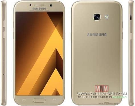 Harga Samsung A5 Gold 2018 buy samsung galaxy a5 2017 gold in rs 33499 samsung
