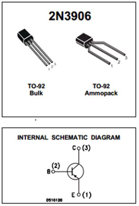 2n3906 transistor datasheet pdf 2n3906 datasheet stmicro datasheet pdf info