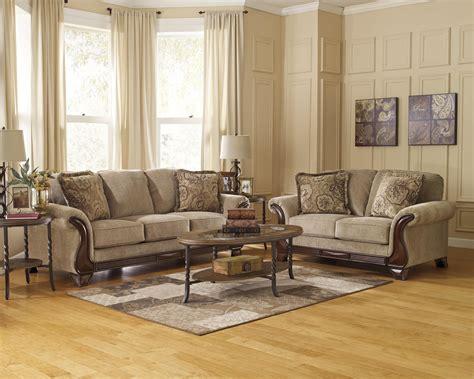 signature design  ashley lanett stationary living room