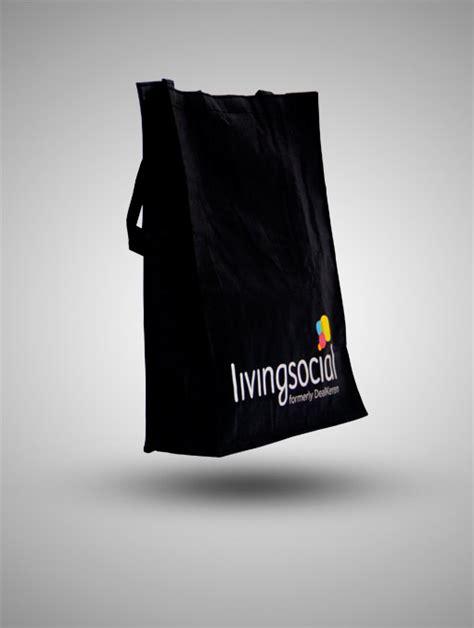 Spundbond Hitam goodiebag spunbon pabrik goodie bag promosi