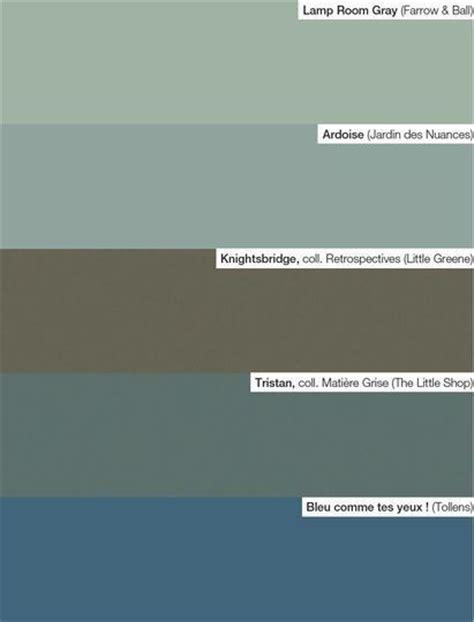 Vert Gris Couleur by Les 20 Meilleures Id 233 Es De La Cat 233 Gorie Peinture Chambre