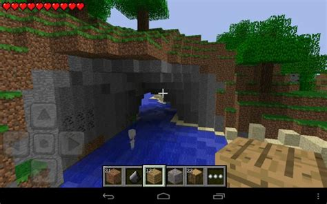 free minecraft android minecraft pocket edition for android slide 4 slideshow from pcmag