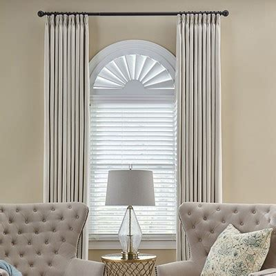 Custom Wood Window Blinds Custom Wood Window Arch Blinds