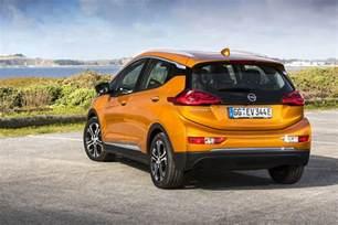 Opel E Opel Era E Test Drive In Finds The Range Ev