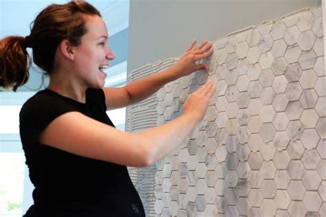 Tiling Ideas For Kitchens Feeling Edgey Bower Power