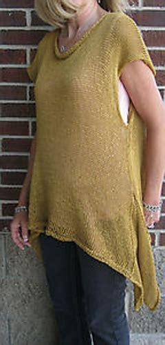 Sarra Tunic ravelry tunic pattern by mac