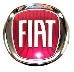 Auto Logo 3 Schildjes fiat grande punto panda front grille badge logo emblem