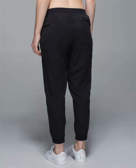 lululemon city jogger black lulu fanatics