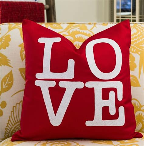 images of love pillow diy no sew valentine love pillow cover on sutton place