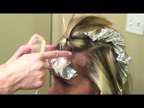 micro hair foil technique 17 best images about hair on pinterest ombre hair