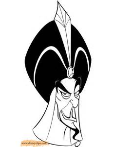 aladdin coloring pages 4 disney coloring book