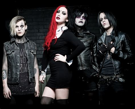 new years day get scared eyes set to kill the