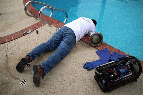 how to find leak in vinyl pool liner vinyl liner leak detection caltech pools 818 436 2953