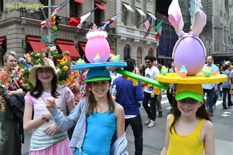 To The Easter Parade In New York by Free Things To Do In New York With This Weekend Kid 101