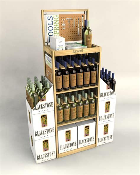 Wine Display Racks Retail by Wine Displays Product Display Design San Diego Studio Simic
