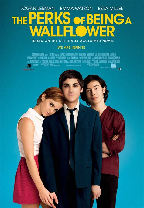 the perks of being a wallflower 2012 posters the