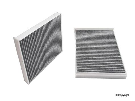 Vw Cabin Filter by Vw Touareg Cabin Filter Auto Parts Catalog