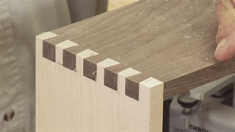 dovetail joints  fit  wwgoa