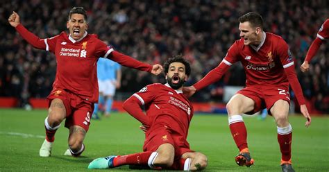 epl quarter final liverpool 3 0 manchester city reds roar past premier