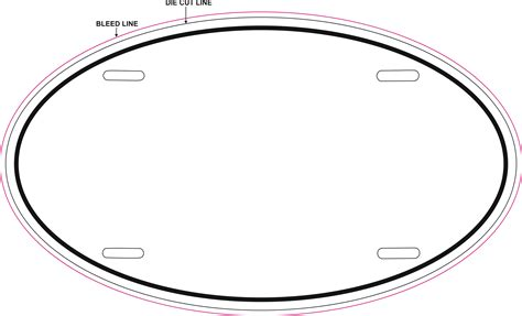oval shape template printable best photos of free oval templates to print oval shape