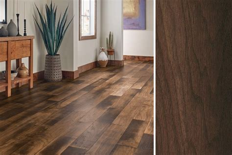 Engineered Wood Flooring Solid Nailed Glued AMERICAN With
