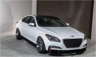 Custom 2015 Hyundai Genesis Sema Ark Performance Upgraded 2015 Hyundai Genesis Sedan