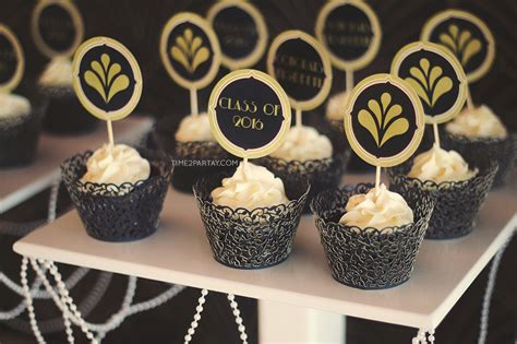 great gatsby themed food great gatsby themed graduation party time2partay com