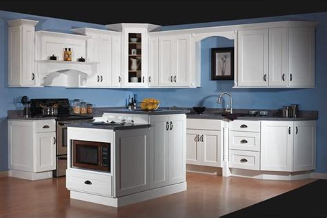 blue kitchen white cabinets how to repair kitchen cabinet painted blue and white