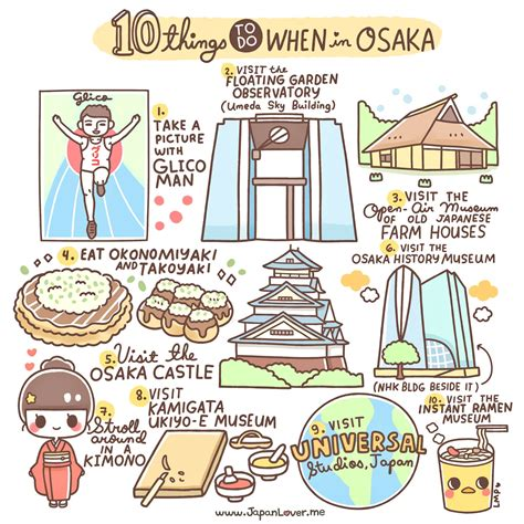 japan travel guide 101 coolest things to do in japan tokyo guide kyoto guide osaka hiroshima backpacking japan books 10 things to do when in osaka cool japan lover me