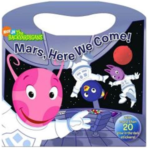 Backyardigans Mission To Mars Book The Backyardigans Mission To Mars Book Pics About Space