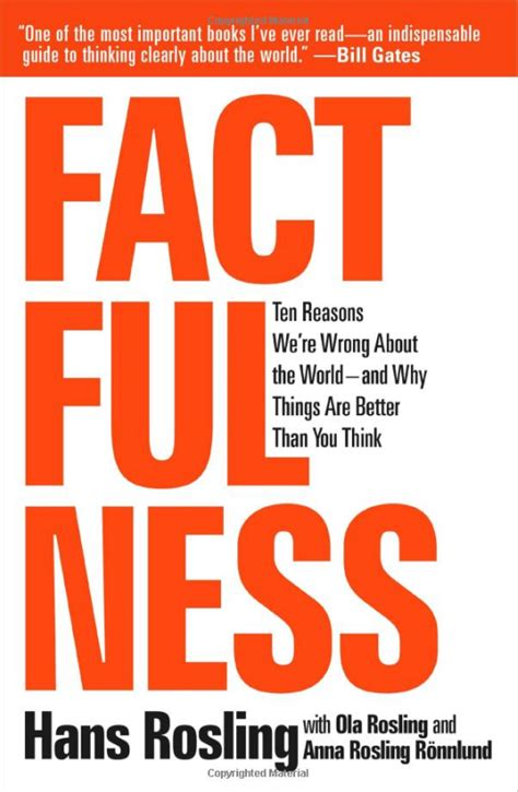 hans rosling ted talk factfulness bill gates shares the 2 best books he s read in 2018