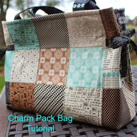 Patchwork Tote Bag Pattern Free - 901 best images about free bag sewing patterns tutorials