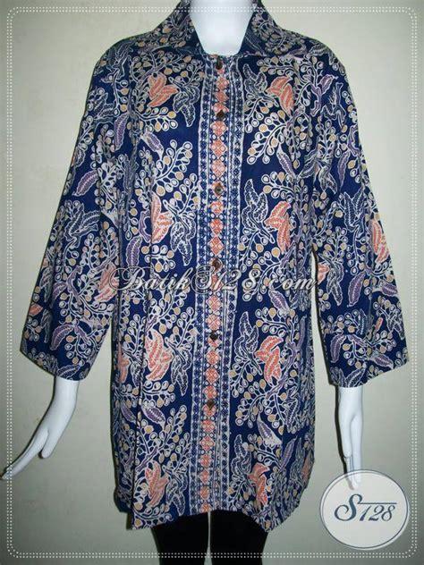 Baju Batik Pejabat Wanita butik batik elegan untuk wanita modern baju batik wanita pejabat bls521c toko batik 2018