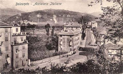 carige bolzaneto quando bolzaneto era il centro dello sviluppo industriale