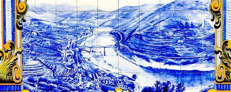 Les azulejos Le nord et le centre du Portugal Portugal