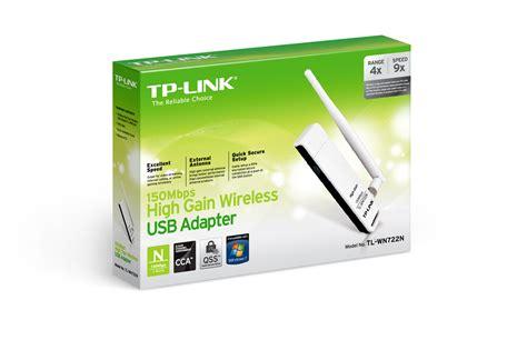 Wifi Tp Link Tl Wn722n adaptador usb wifi tp link tl wn722n alta ganancia 150 mbps