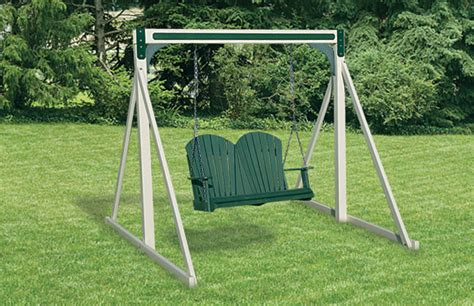 fan swing fan back lawn swing swing set factory depot