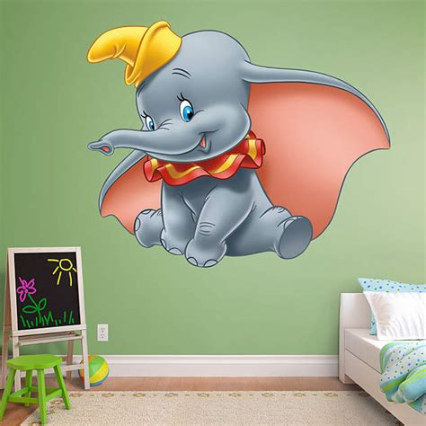 Dumbo Wall Stickers dumbo wall decal shop fathead 174 for dumbo decor