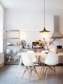 kitchen furniture white white retro litchen chairs the interior design