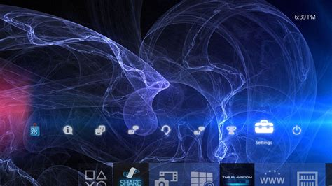 themes ps4 dynamic abstract power dynamic theme on ps4 official playstation