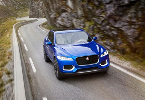 designboom jaguar jaguar c x17 crossover concept unveiled at frankfurt motor