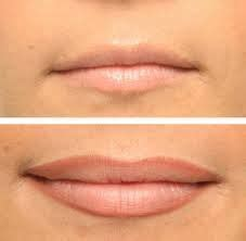 lip liner tattoo dubai semi permanent lip treatment before and after