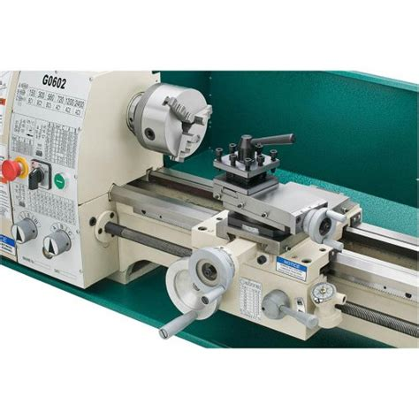 bench top metal lathe grizzly g0602 bench top metal lathe 10 x 22 inch