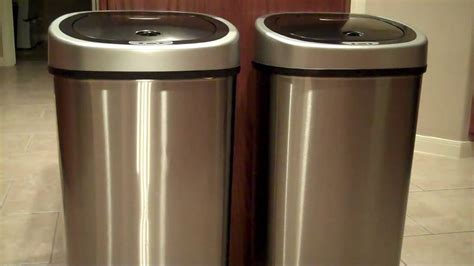 touchless kitchen trash can 4 of the best touchless trash cans for your kitchen africamv