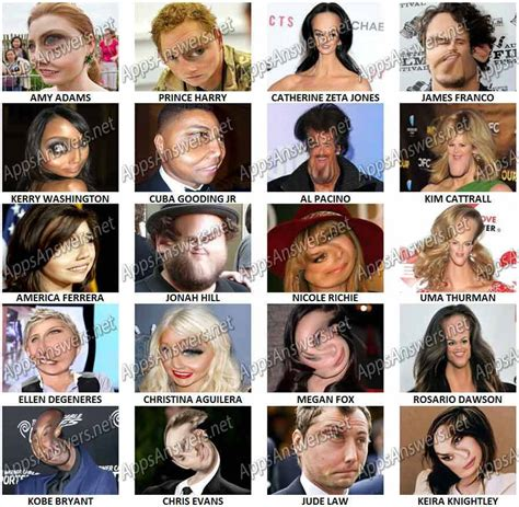 celebrity games and quizzes 100 pics answers 100 pics quiz answers and cheats