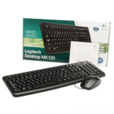 Keyboard Usb Mouse Usb Logiteh Mk120 stak logitech mk120 wired keyboard and mouse desktop kit usb low profile
